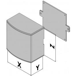 Caja de plástico EC30-470-34
