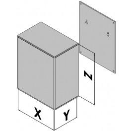 Caja de plástico EC30-470-07