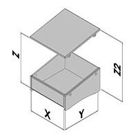 Cajas de mesa EC40-4xx