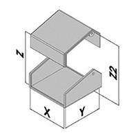 Cajas de mesa  EC41-2xx