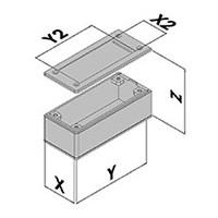Cajas de mano EC60-4xx