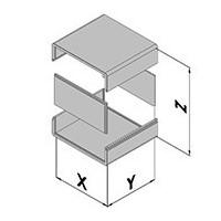 Cajas de mesa EC10-1xx